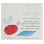 Bomboniera pergamena coccinella-14