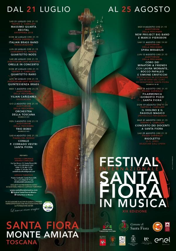 Festival Santa Fiora in Musica