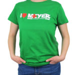 Tshirt I Love Meyer adulto-11