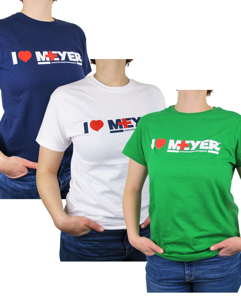 Tshirt I Love Meyer adulto