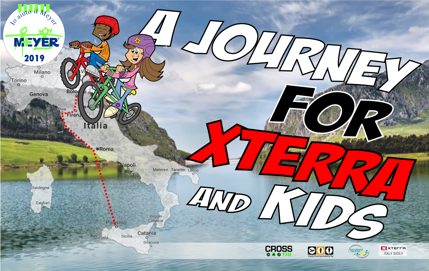 Xterra and Kids