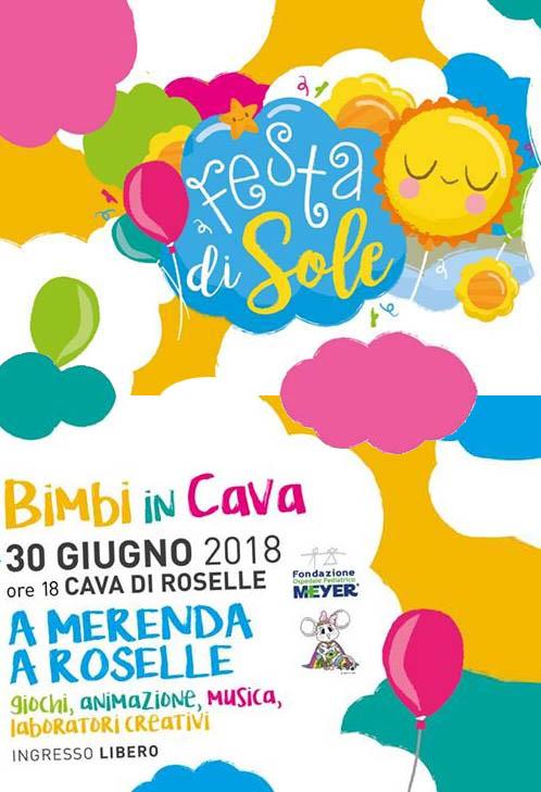 Festa di Sole – Bimbi in Cava!