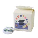 Bomboniera scatolina per laurea (confezione da 10 pezzi)-10