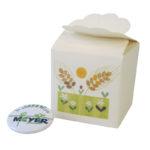 Bomboniera scatolina Spiga di grano (Confezione da 10 pezzi)-10
