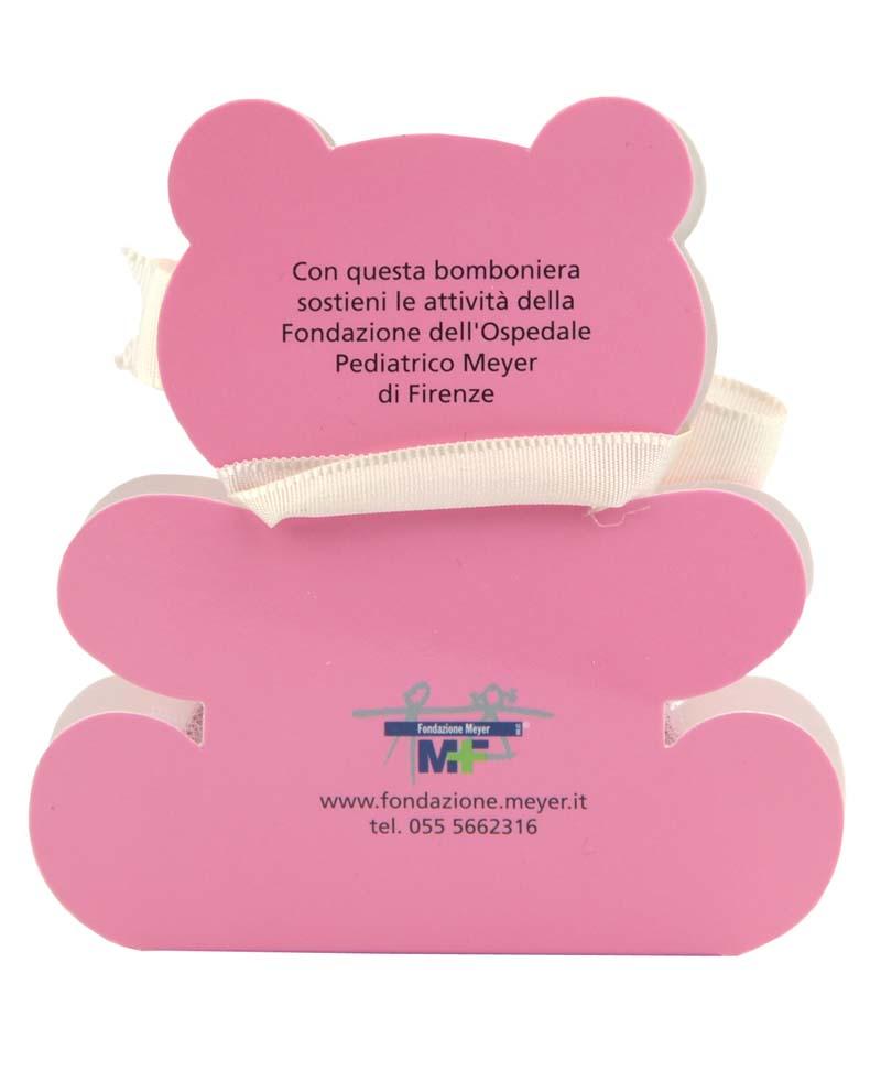 Bomboniera Orsetto