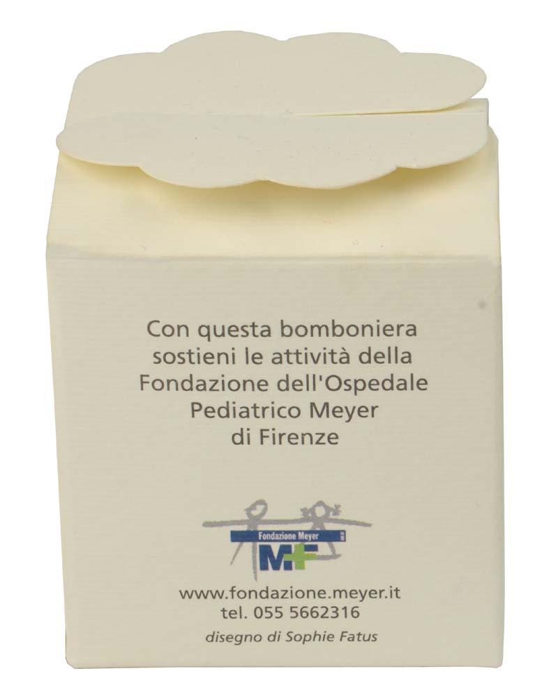 Bomboniera scatolina Cuori (confezione da 10 pezzi)