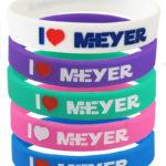 Bracciali Meyer per Adulto (confezioni da 10)-10