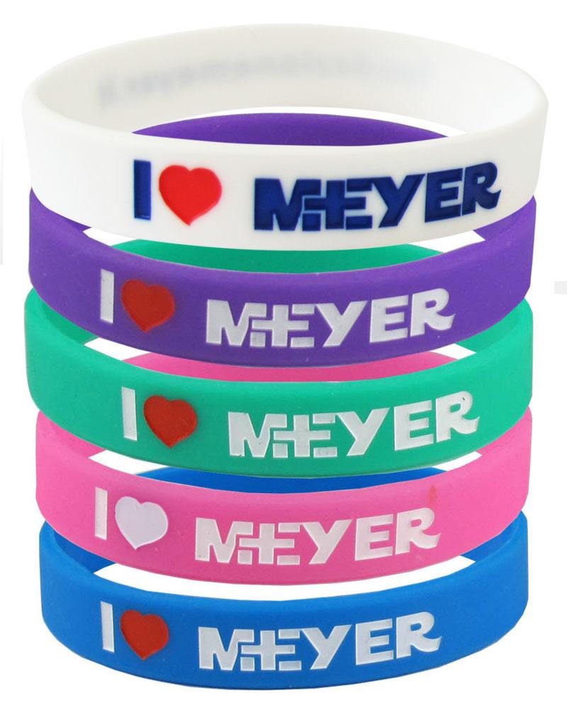 Bracciali Meyer per Adulto (confezioni da 10)