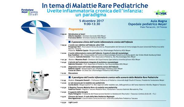 In tema di Malattie Rare Pediatriche