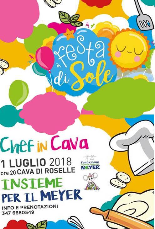Festa di Sole – Chef in Cava, insieme per il Meyer