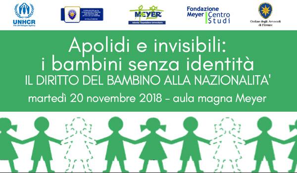 Apolidi e invisibili: i bambini senza identità