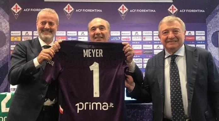 ACF Fiorentina e Fondazione Meyer: è nata la partnership