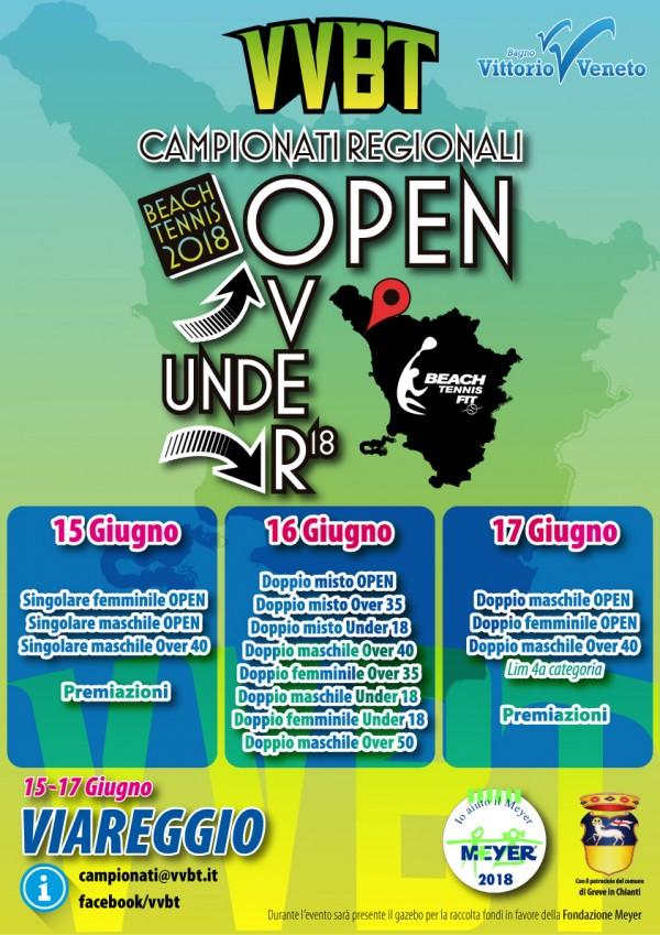 Campionati Regionali Toscani Open e Over
