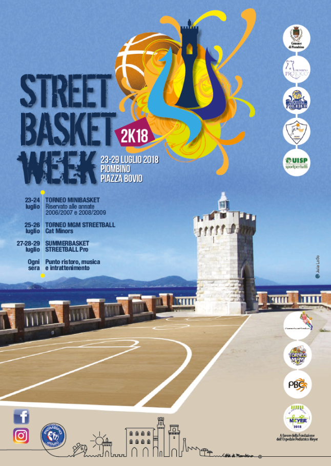 Street basket week 2k18
