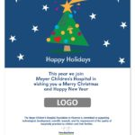 Email augurale con logo aziendale (EA08)-11