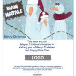 Email augurale con logo aziendale (EA09)-11