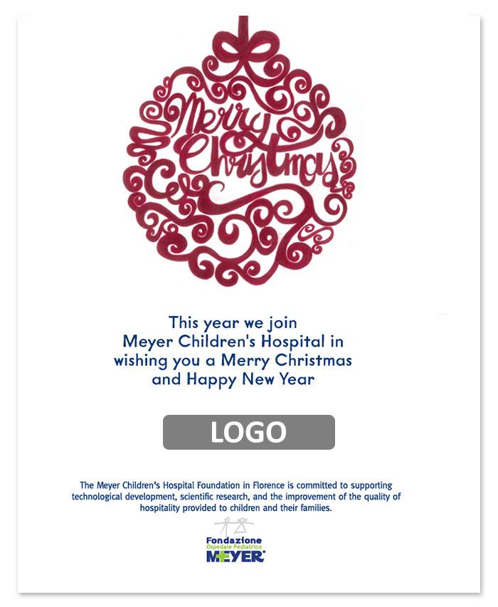 Email augurale con logo aziendale (EA10)