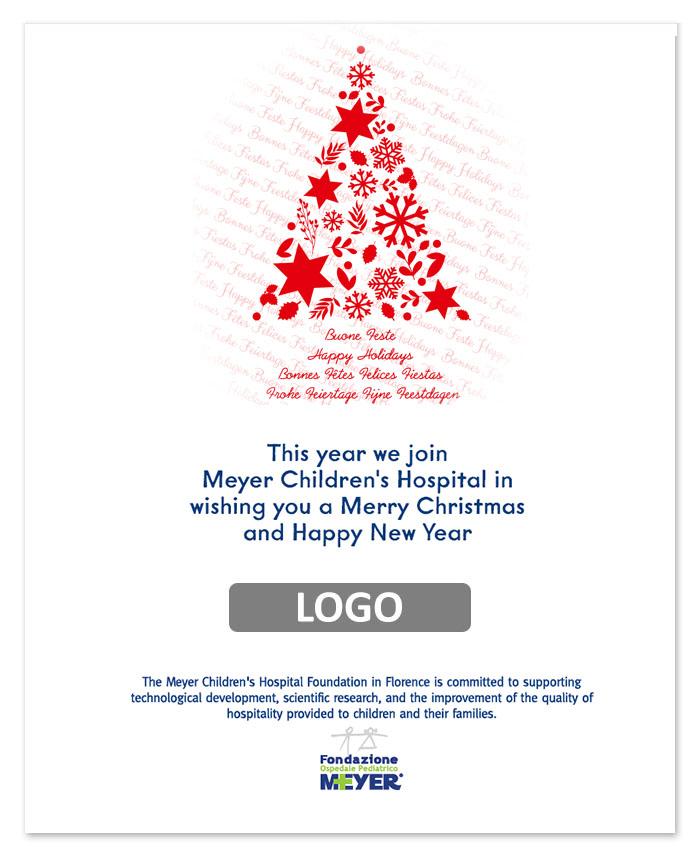 Email augurale con logo aziendale (EA12)