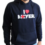 Felpa I Love Meyer-10