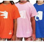 Tshirt Animal Park bambino-10
