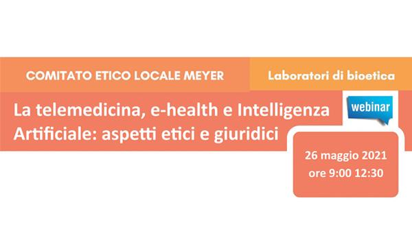 La telemedicina, e-health e Intelligenza Artificiale: aspetti etici e giuridici