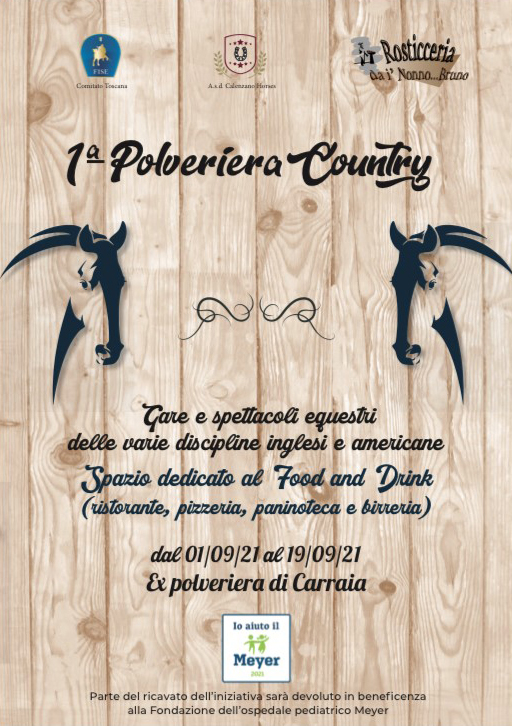 1° Polveriera Country