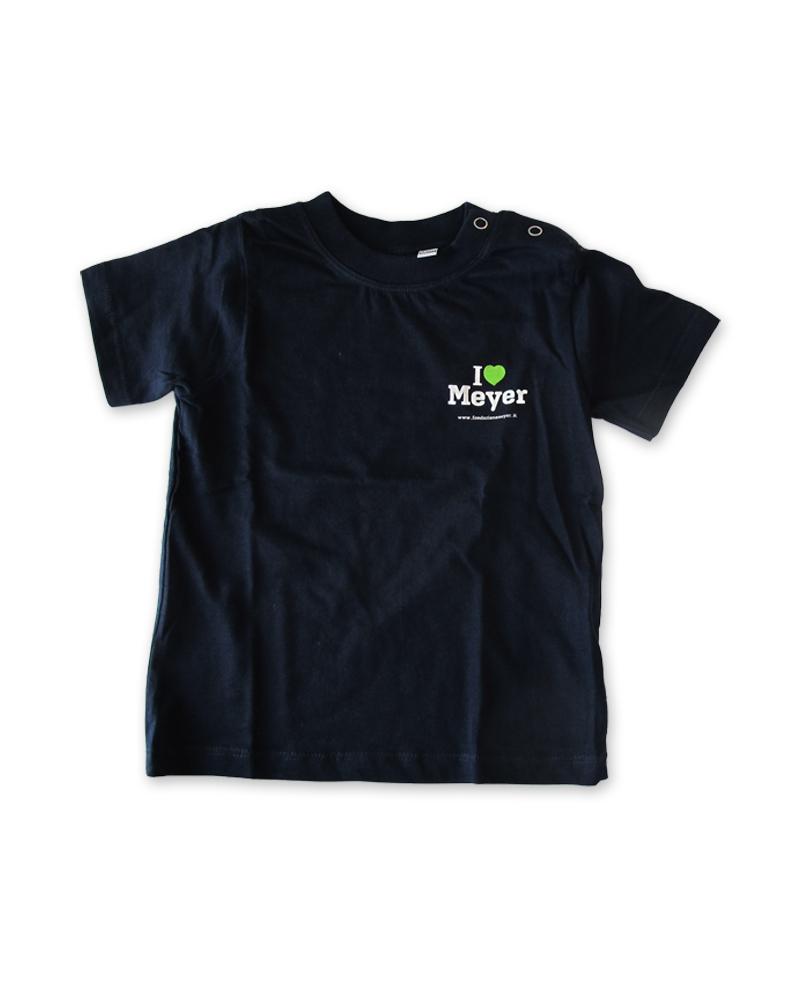 Baby Tshirt  I Love Meyer
