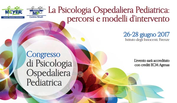 La psicologia ospedaliera pediatrica: percorsi e modelli di intervento